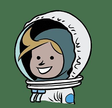 Nino Le premier pas sur la Lune