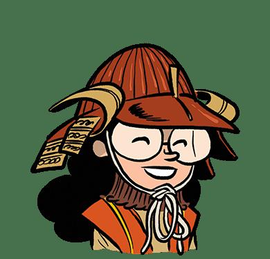 Ariane Les samouraïs
