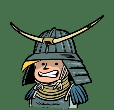 Nino Les samouraïs