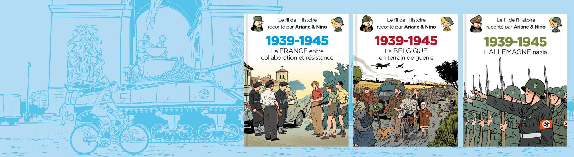 Image La seconde Guerre mondiale class=